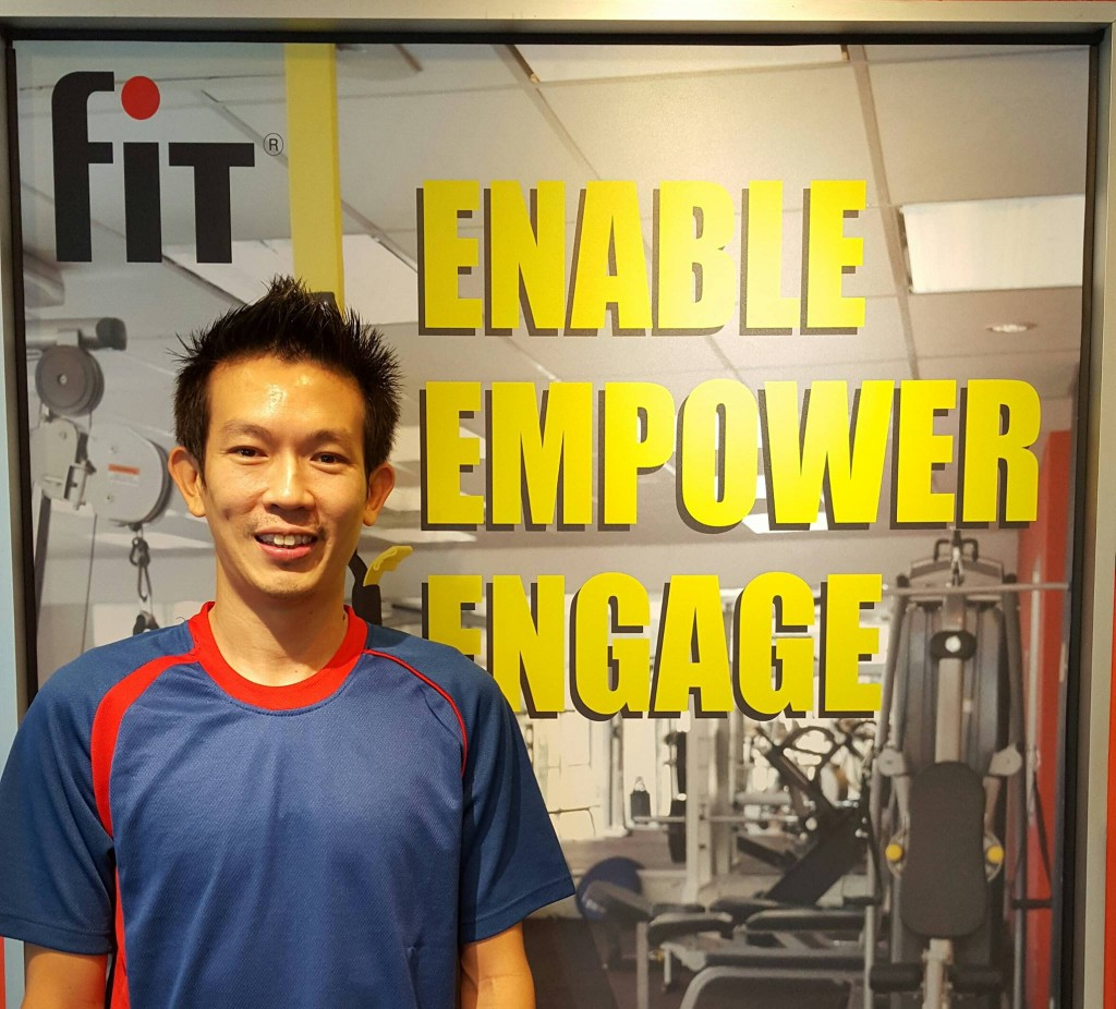 Ong Cheng Young, an all-rounder who believes in learning never stops!
