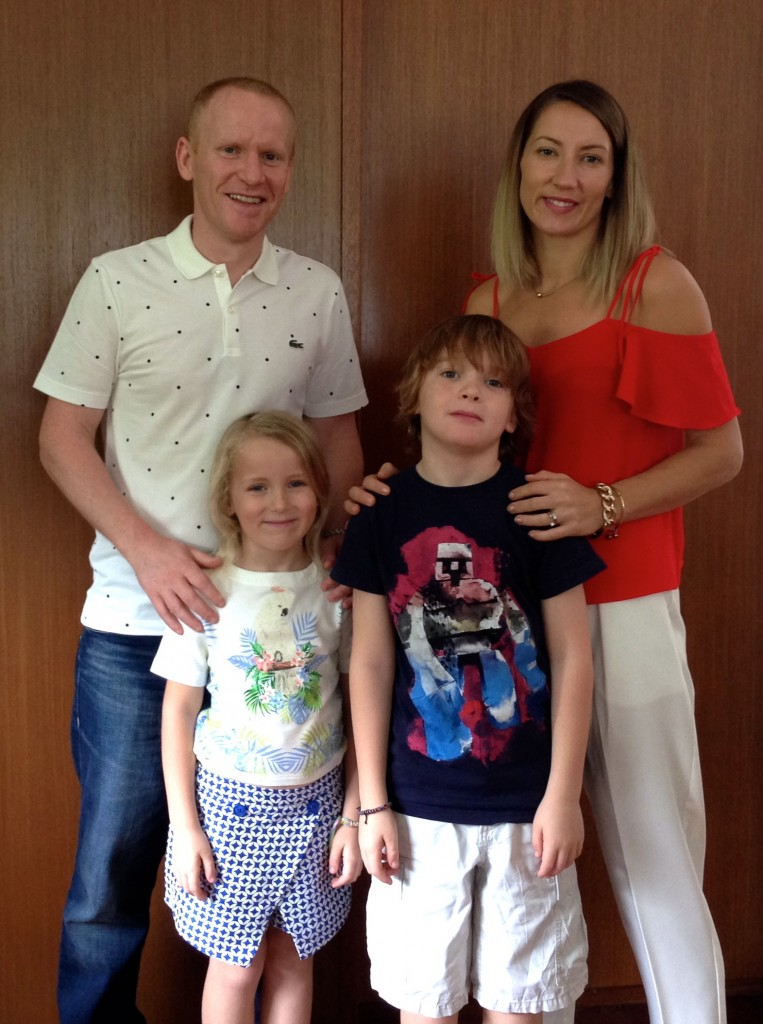 Shona Forbes – Juggles between Personal Training & Young Family
