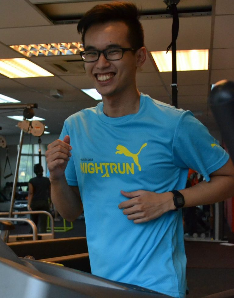 Timothy Foo – from Military Service to Personal Training