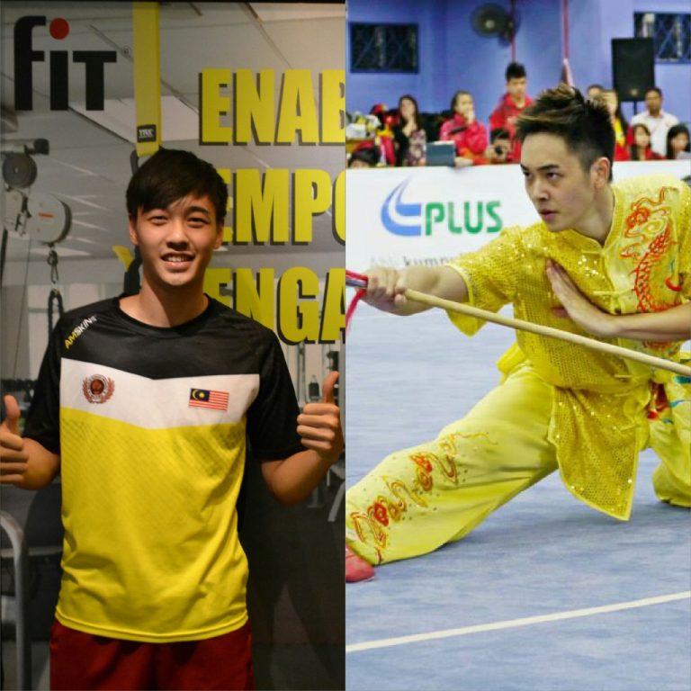 Yeap Wai Kin – Malaysian Wushu Athlete
